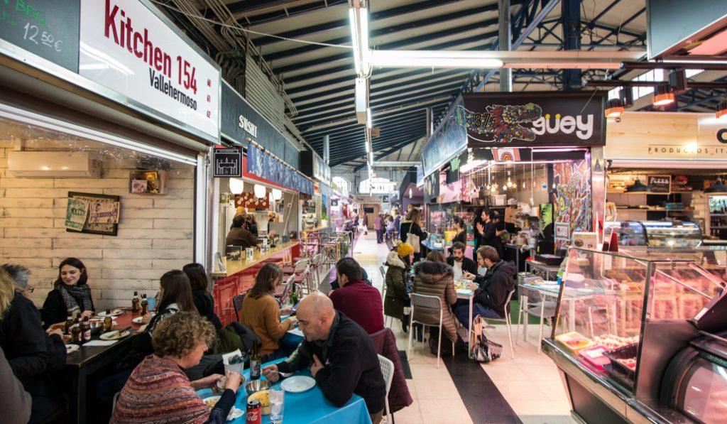 El Mercado de Vallehermoso se suma a los Veranos de la Villa