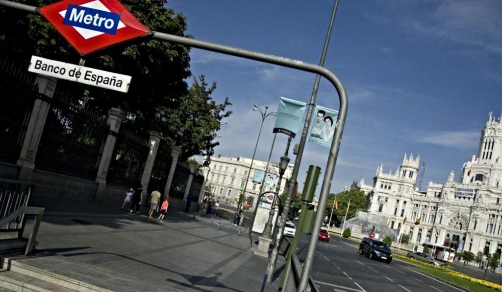 Metro de Madrid reabre tramos de la Línea 1 y 2 durante estos días
