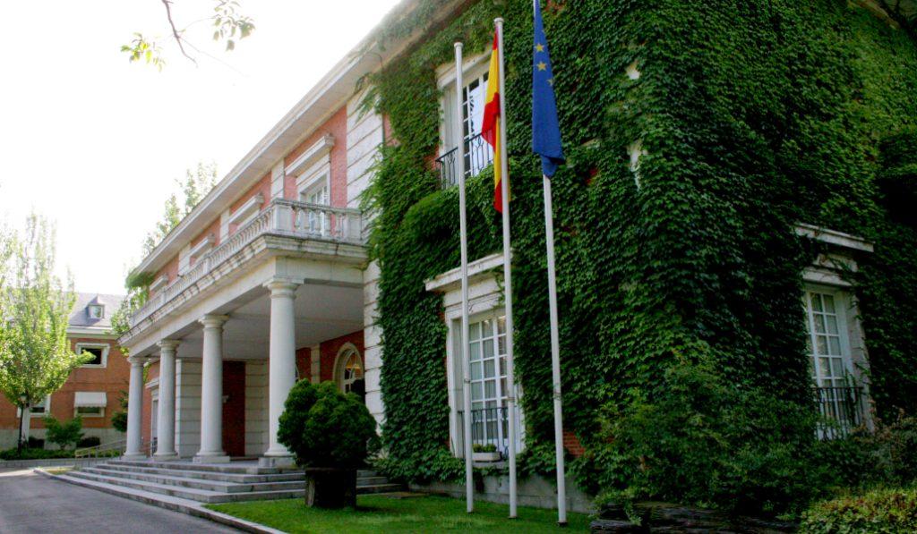 El Palacio de la Moncloa abrirá sus puertas al público a partir de septiembre