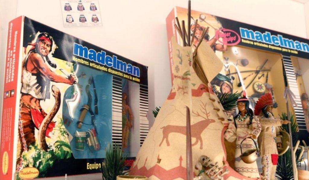 Cómo explicar la España de los 60 con muñecos Madelman
