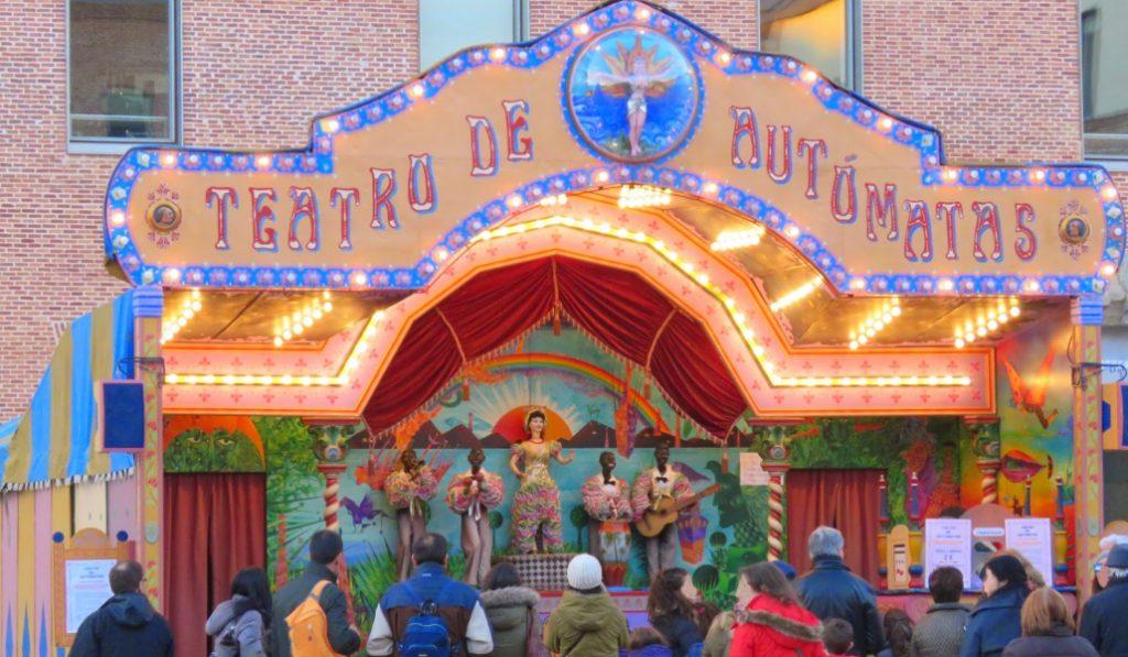 El Teatro de Autómatas, único en el mundo, volverá a Madrid esta Navidad