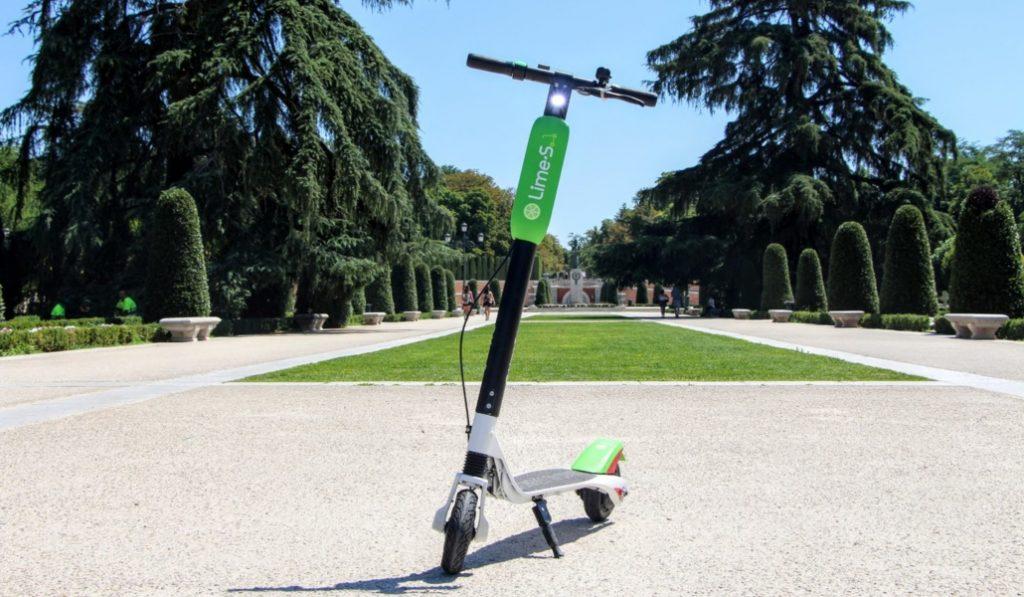 Así son los nuevos patinetes eléctricos compartidos de Madrid