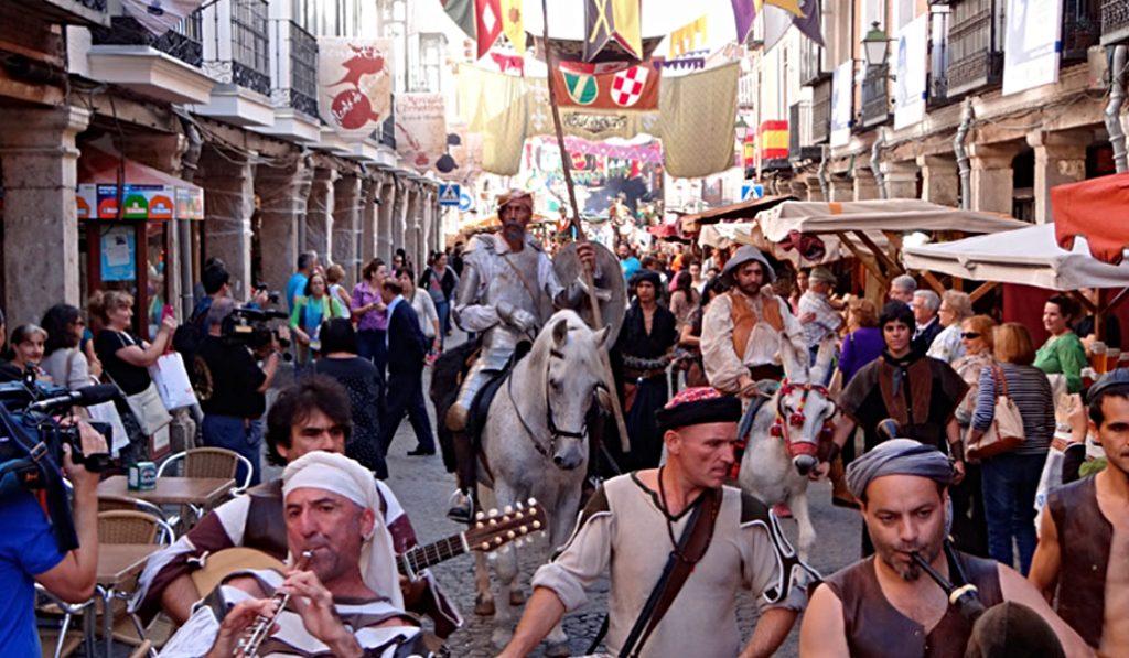 Abre en Madrid la primera tienda especializada en ropa medieval