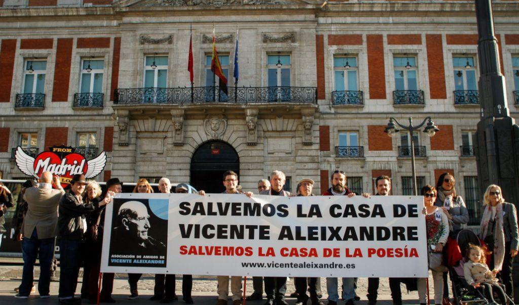 La casa de Vicente Aleixandre será un centro de interpretación de la poesía