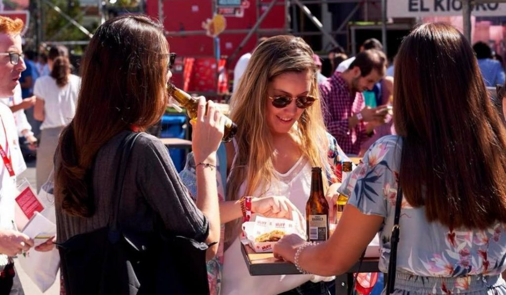 M.U.F.F.: un fin de semana de cerveza, 'street food' y música en directo