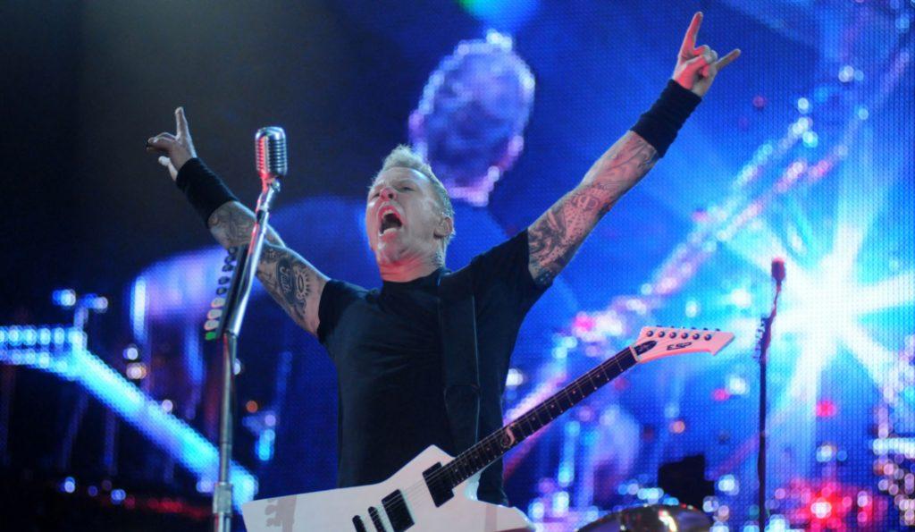 Metallica volverá a tocar en Madrid el año que viene