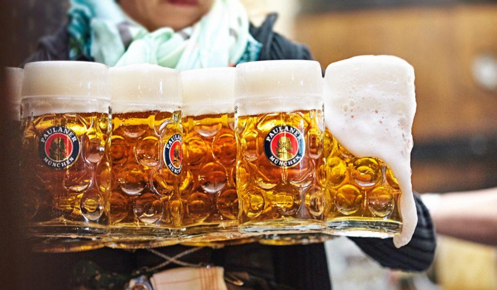 El paraíso de la cerveza alemana llega a Madrid para celebrar el Oktoberfest