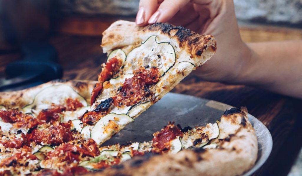Hot Now, (posiblemente) la nueva mejor pizza de Madrid