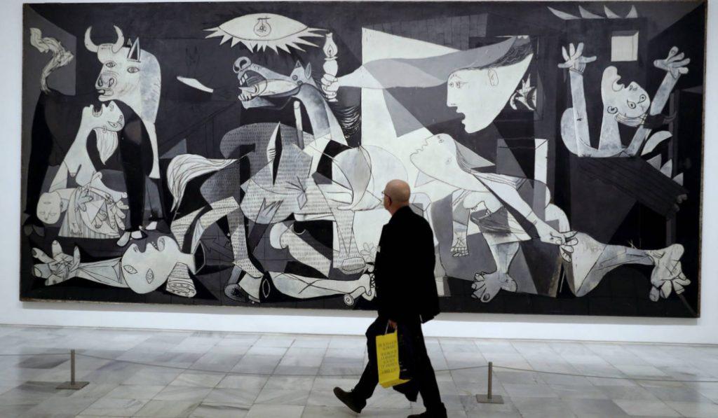 El día en que el 'Guernica' volvió a Madrid