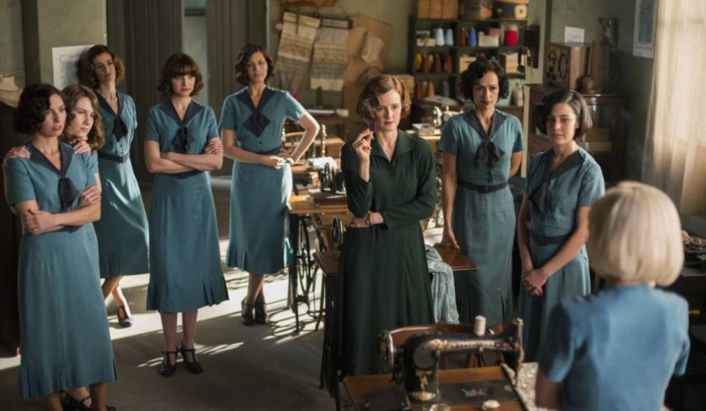 Vuelve 'Las Chicas del Cable', un paseo por el Madrid de los años 20