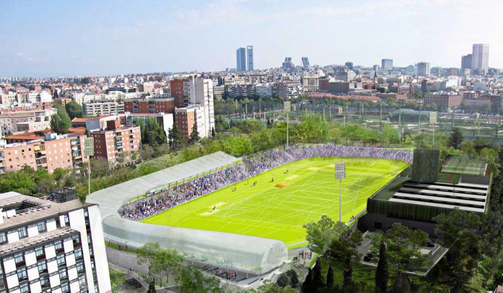 El nuevo Estadio de Vallehermoso, en cifras