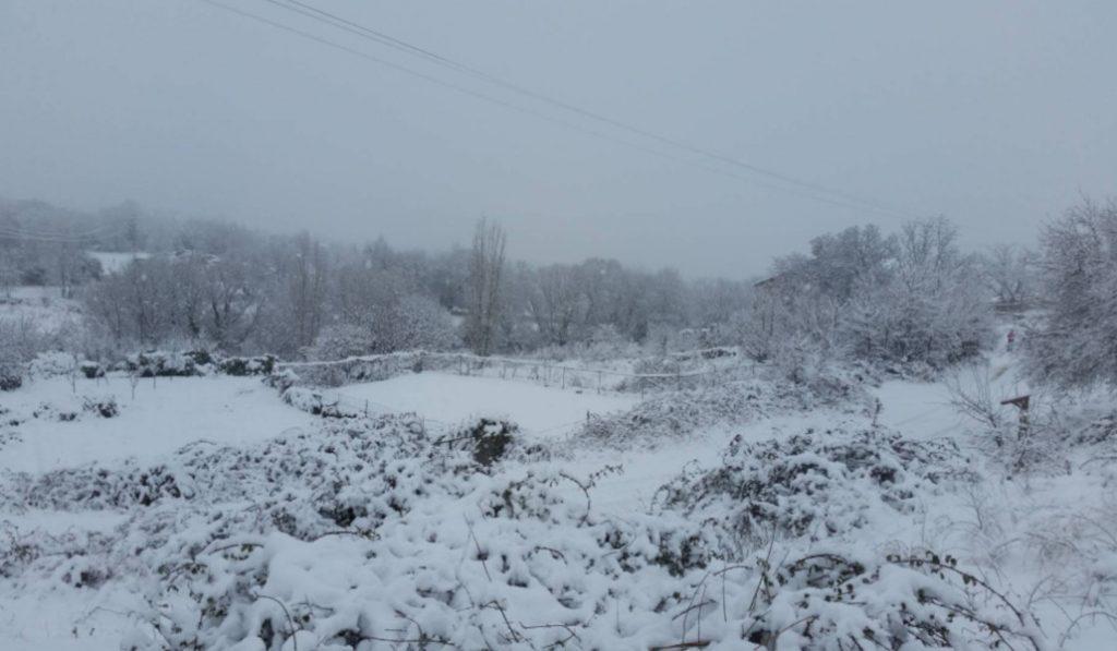 Se activa el Plan de Inclemencias Invernales en la Sierra de Madrid