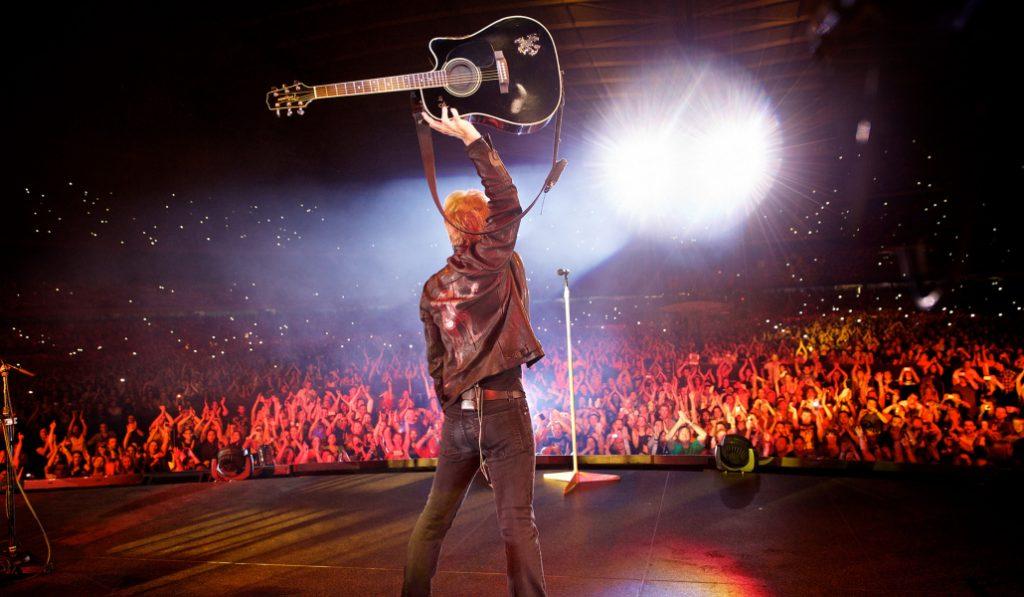 Bon Jovi confirma su único concierto en España y será en el Wanda Metropolitano