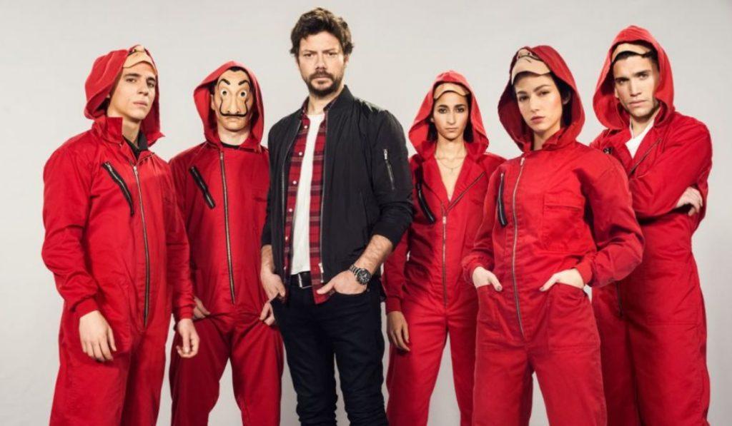 'La Casa de Papel' se estrenará en Conde Duque antes que en Netflix (y gratis)