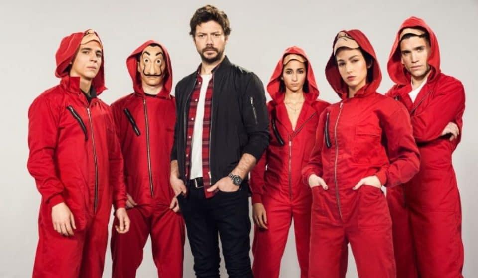 'La Casa de Papel' prepara el rodaje de su tercera temporada