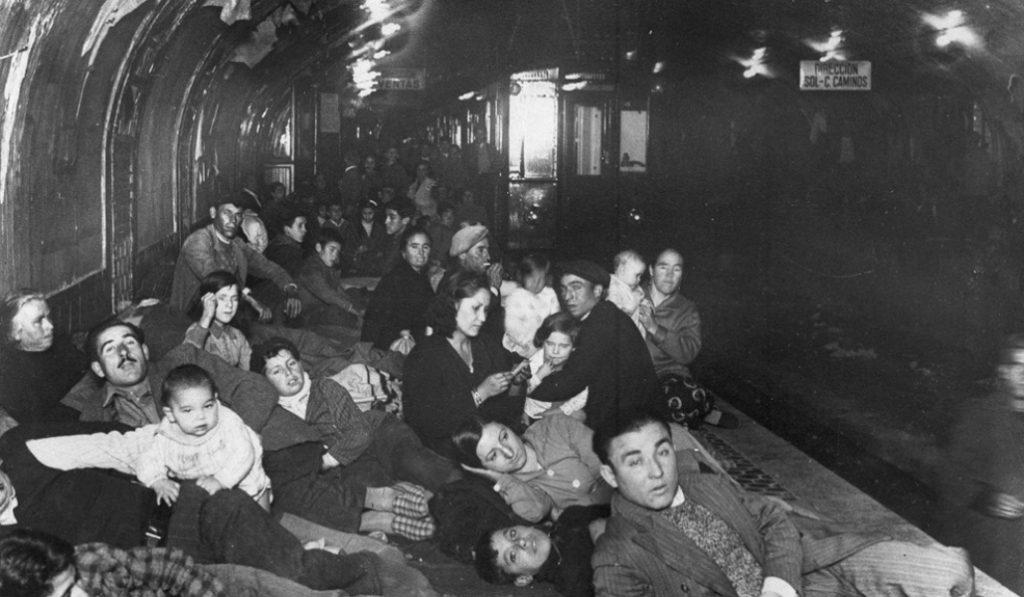 ¿Pudieron haber muerto mil personas en una explosión en el Metro de Madrid?