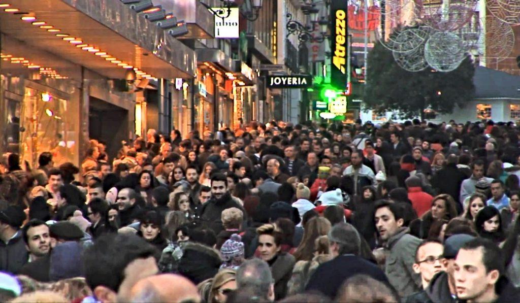 Hoy es el día más caótico del año en Madrid