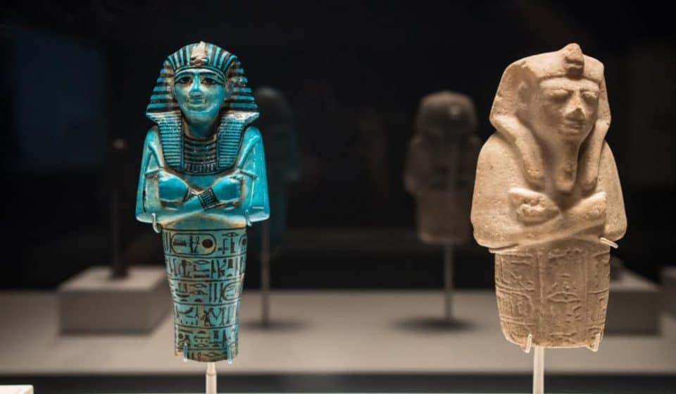 Los faraones del British Museum instalan su corte en Madrid