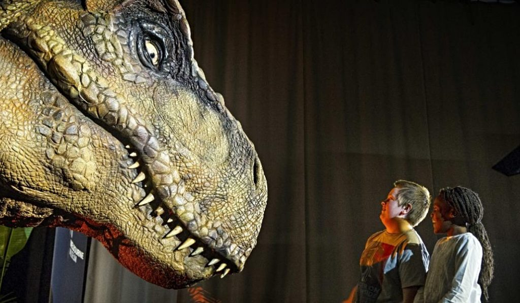 Llega a Madrid 'Jurassic World: The Exhibition', la expo oficial de la película
