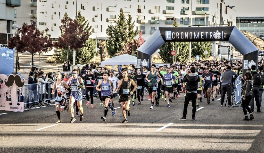 Apúntate a la Rochas Moustache Run: la carrera solidaria que se hace con bigote