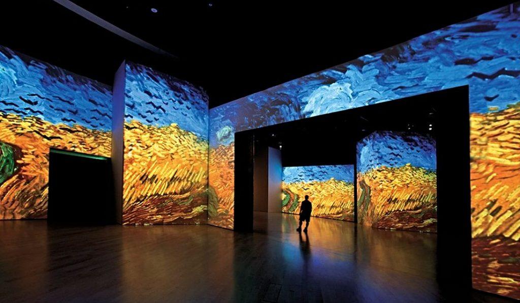 Llega a Madrid la exposición más espectacular de Van Gogh
