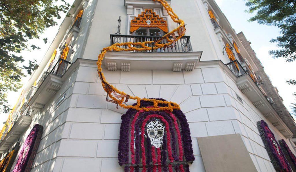 Casa de México, nuevo enclave cultural de la ciudad, se inaugura hoy