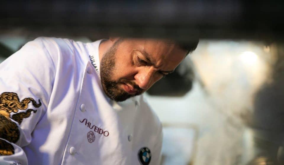 Yugo The Bunker: de vender coches a abrir un restaurante japonés con estrella Michelin en Madrid