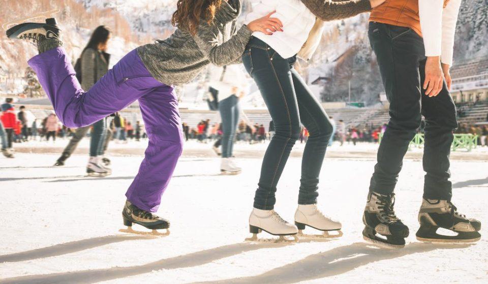 Madrid sobre hielo: las mejores pistas de patinaje de este año