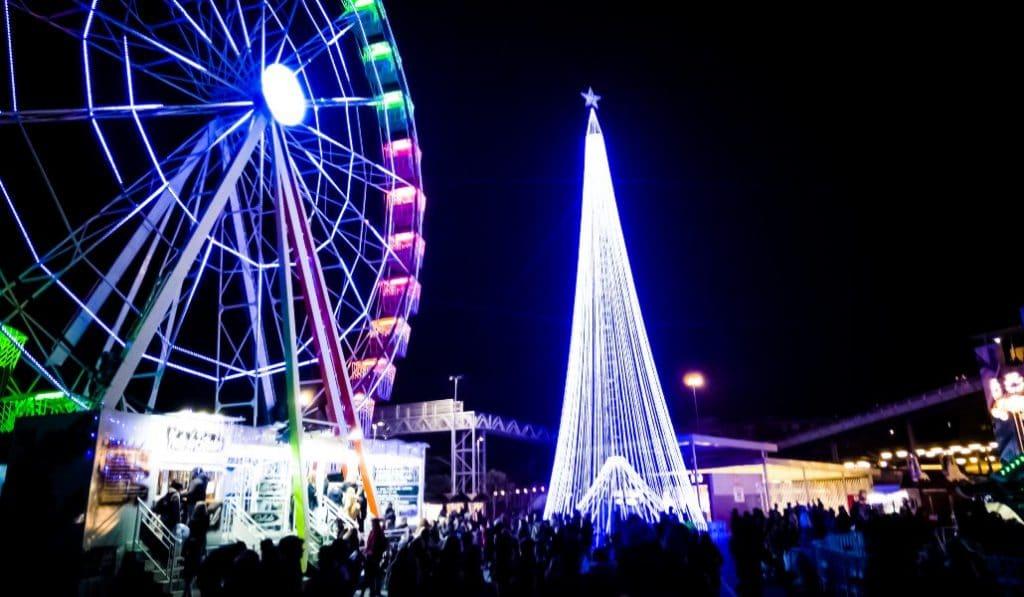 Torrejón acoge el mayor parque temático de la Navidad un año más