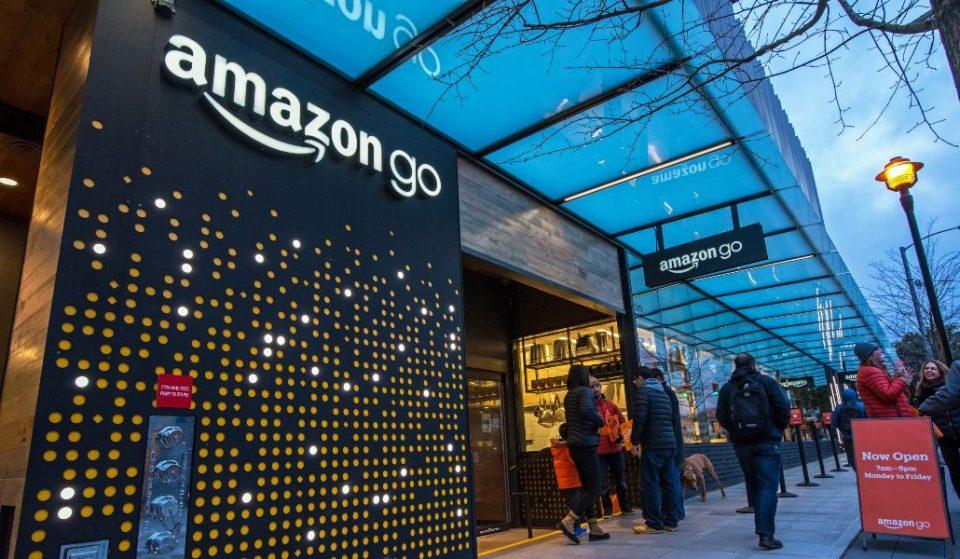 Amazon reabre su tienda física efímera en Madrid por el Black Friday