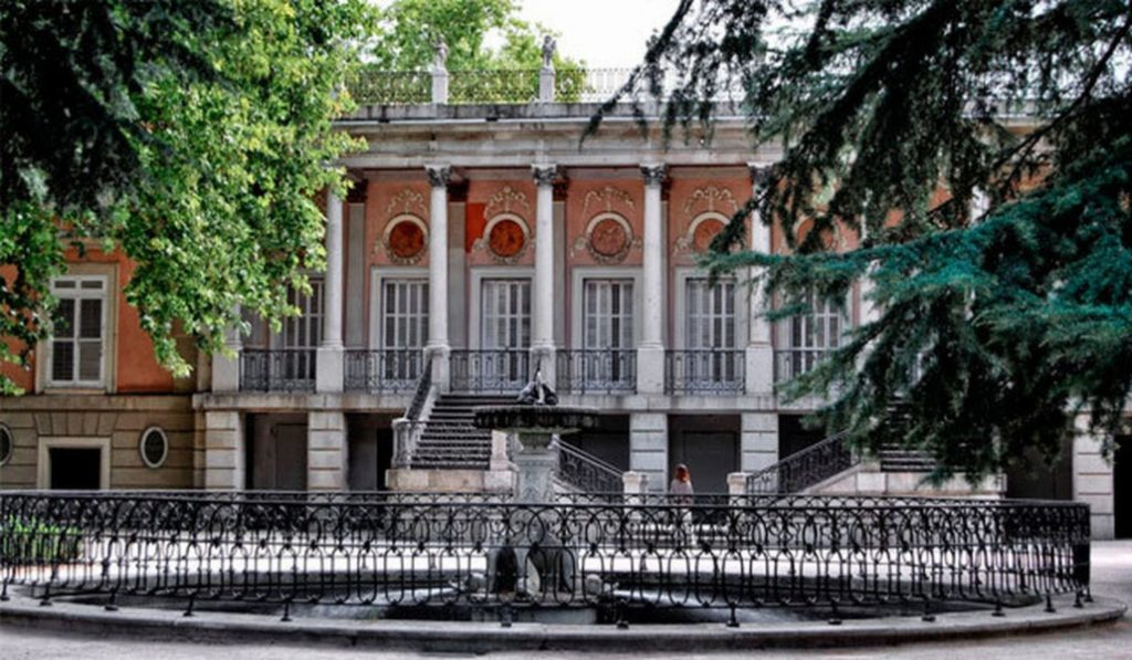 El Parque del Capricho acogerá un nuevo museo dentro de su palacio