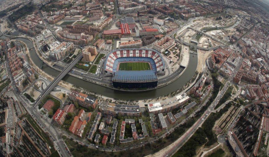 El Vicente Calderón dice adiós en enero