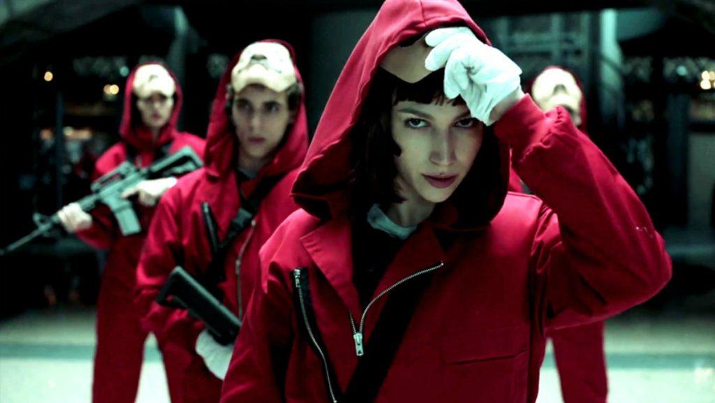 'La Casa de Papel' conquista un Emmy Internacional a mejor drama