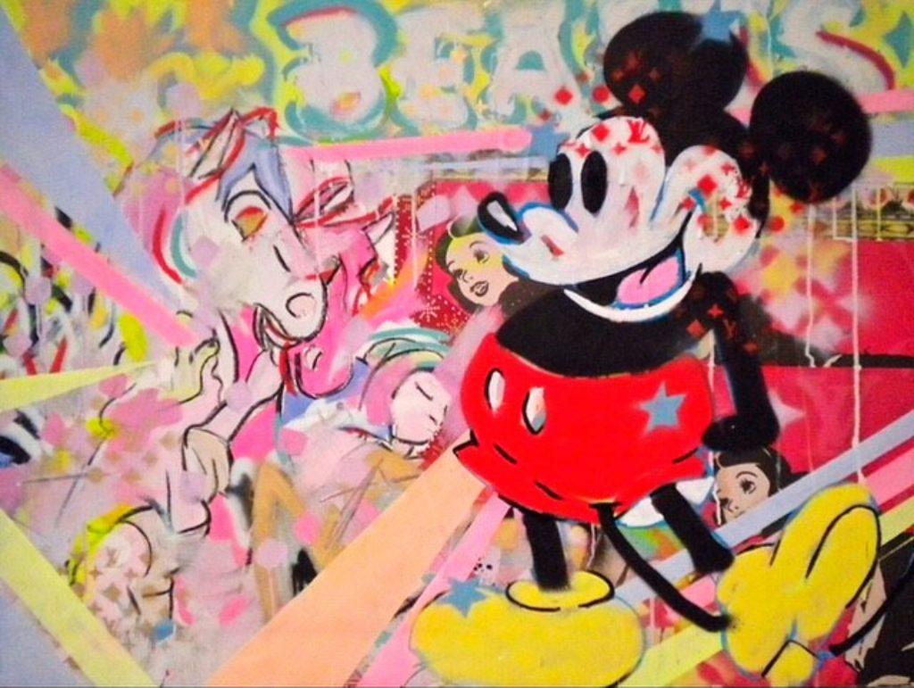 Mickey Mouse cumple 90 años y lo celebra con una exposición rompedora