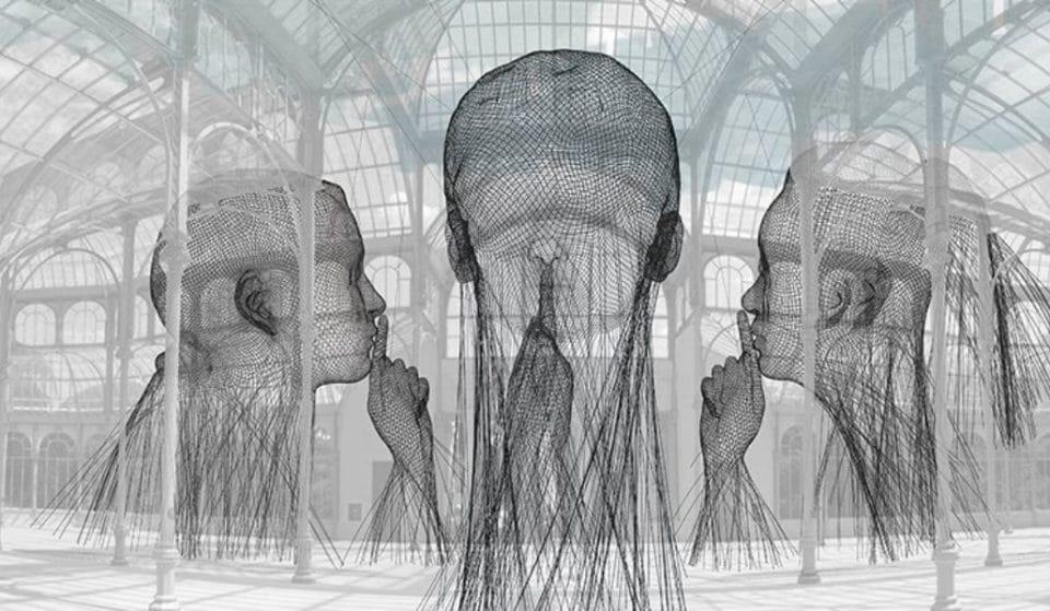 El Palacio de Cristal acoge la exposición 'Invisibles'