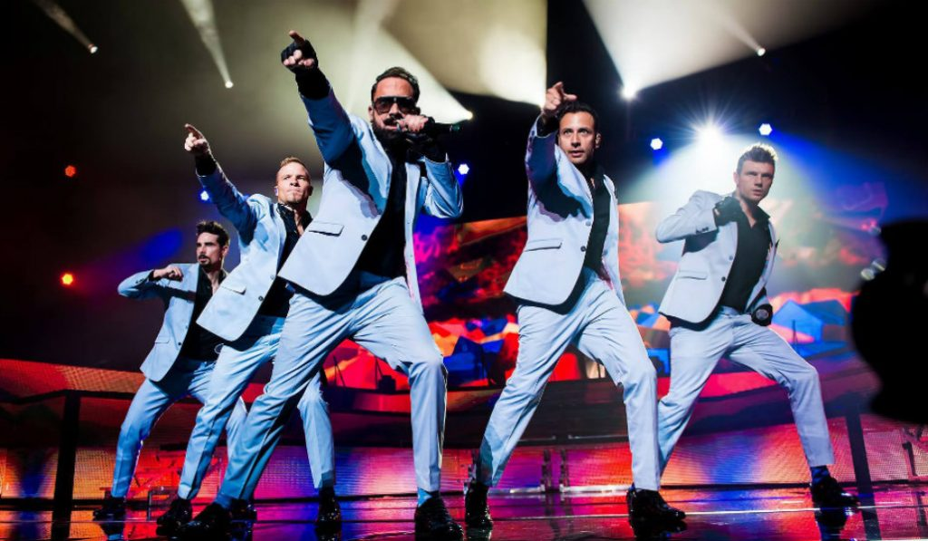 Los Backstreet Boys han vuelto y ya hay fecha para su concierto en Madrid