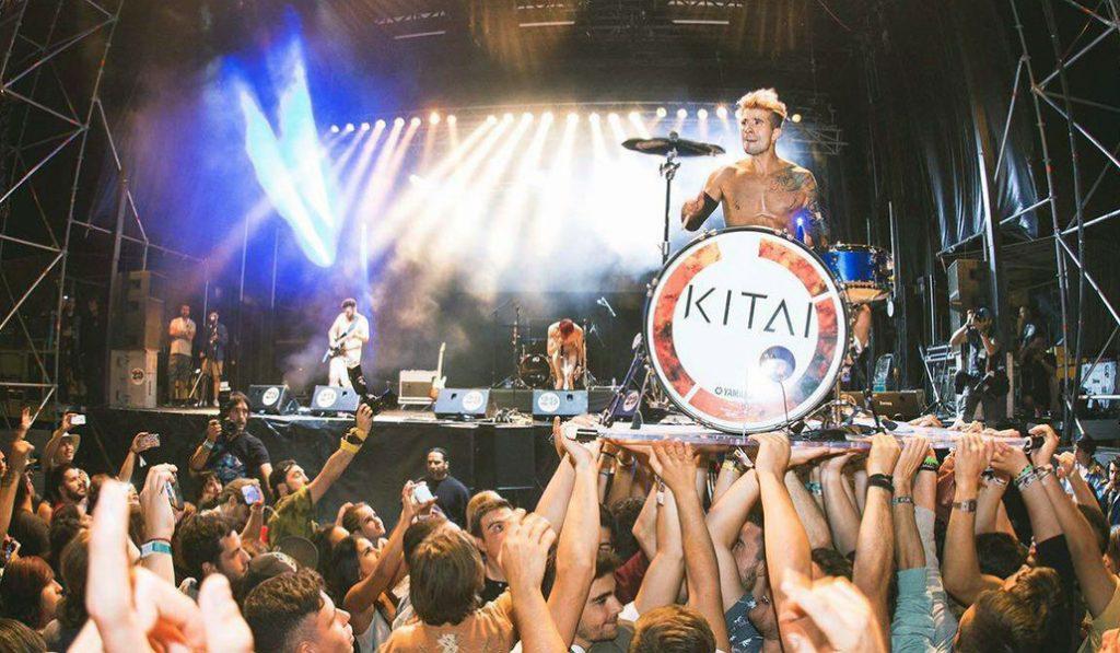La banda madrileña Kitai tocará 24 horas seguidas en la Sala Sol