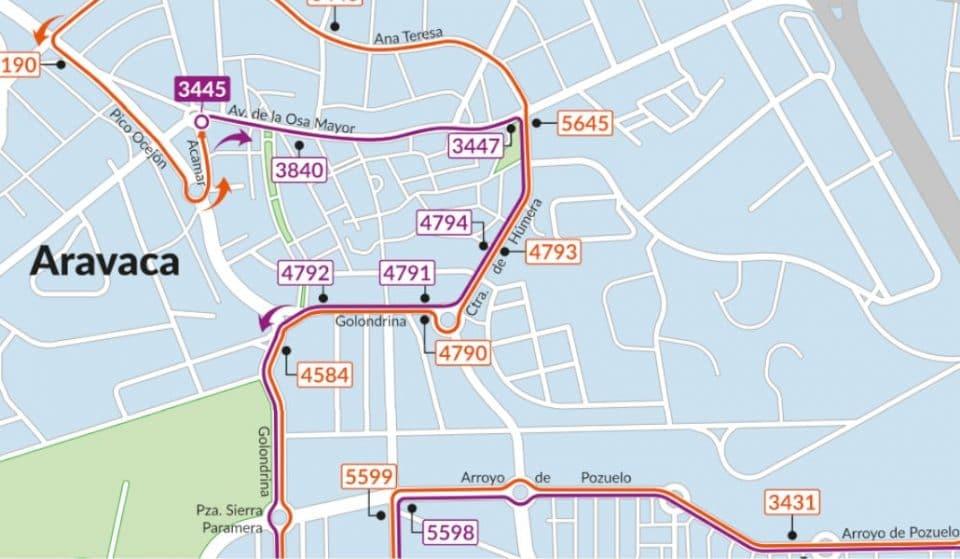 Aravaca por fin tiene un bus nocturno a Moncloa