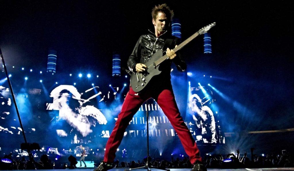 Muse volverá a hacer vibrar Madrid en 2019