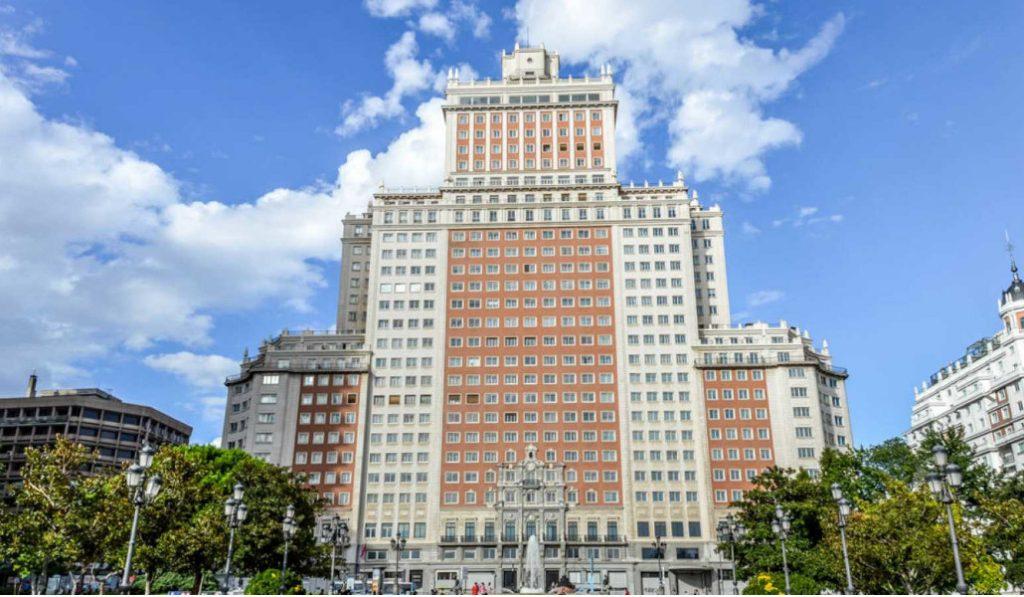 Ya sabemos cómo será por dentro el hotel del Edificio España