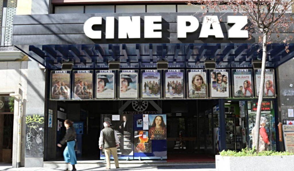 Cine Paz prepara una gran celebración por su 75 aniversario
