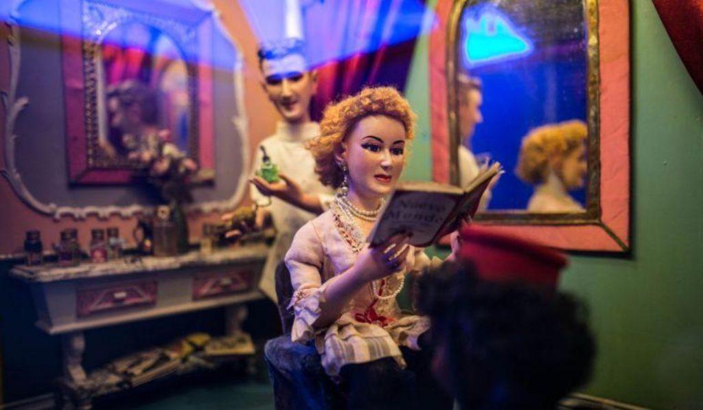 Conde Duque acoge esta Navidad un teatro único en el mundo