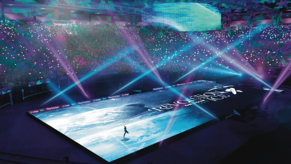 Revolution Ice Tour: las estrellas mundiales del patinaje sobre hielo llegan a Madrid