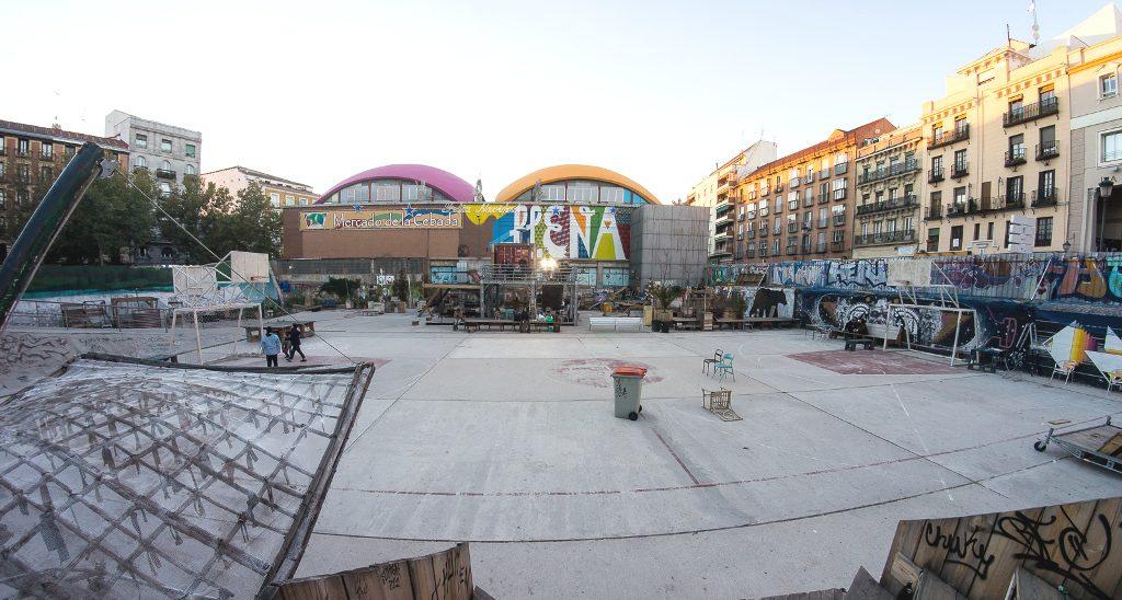 La nueva Plaza de la Cebada ya tiene fecha y lucirá así