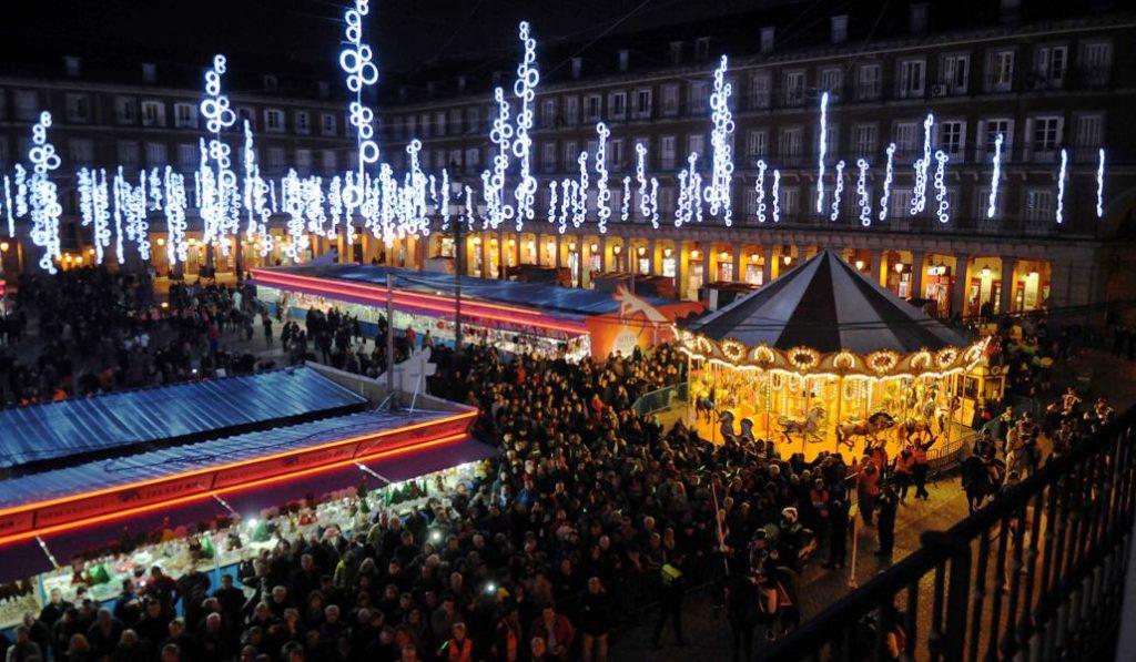 La Navidad en Madrid de la A a la Z para que no pierdas detalle