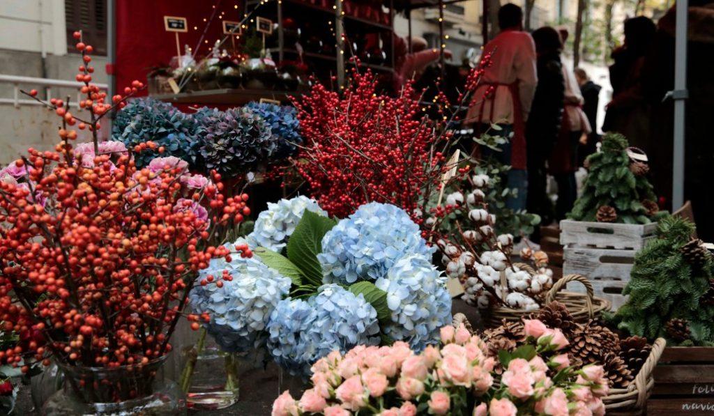 Madrid será un mercado de flores al aire libre por un solo día