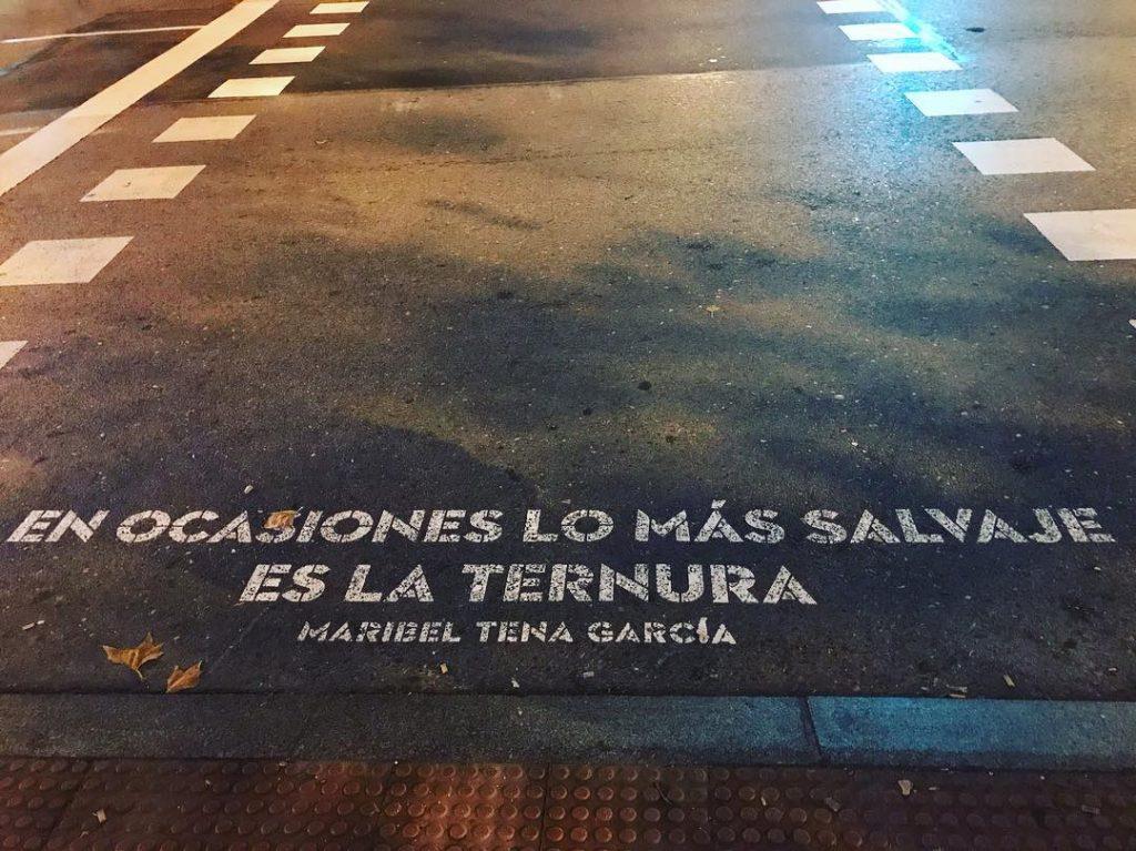 Un paseo de verso en verso por los cruces de Madrid