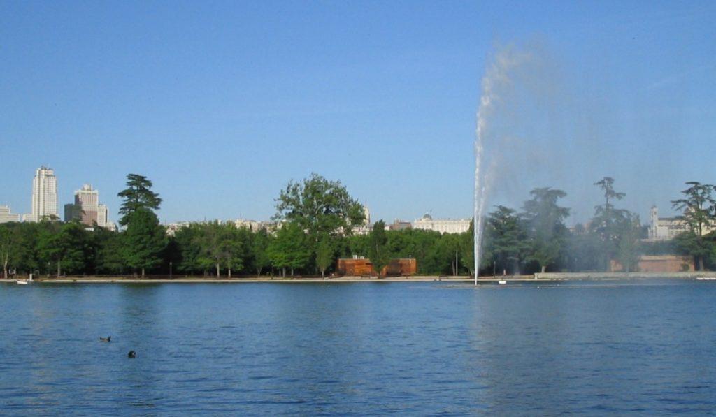 El lago de la Casa de Campo volverá a tener agua a mediados de este mes