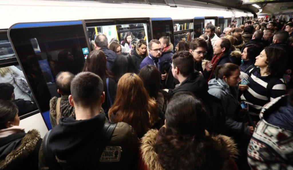 Metro convoca huelgas desde el 10 de diciembre y hasta finales de marzo