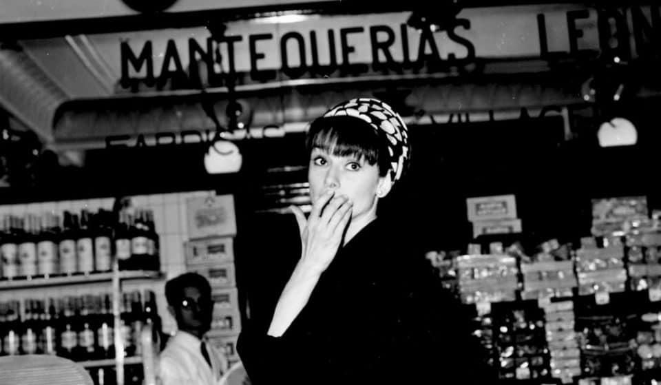 Cuando las estrellas de Hollywood se paseaban por Madrid